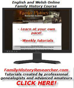 Join FamilyHistoryresearcher