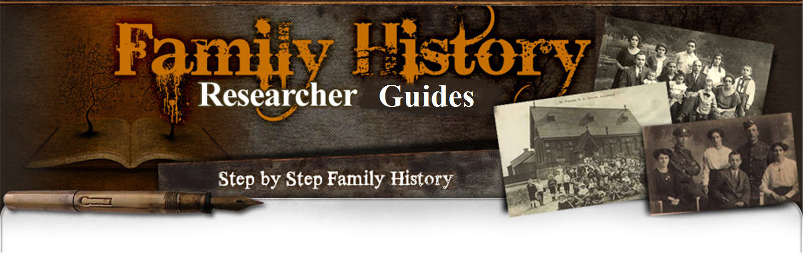 Family History Researcher Guides